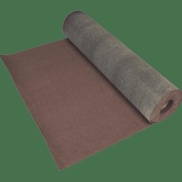 Ендовый ковер Shinglas коричневый