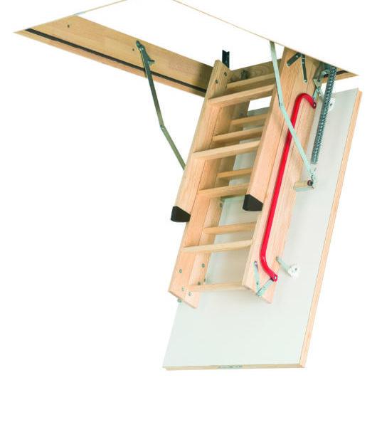 Чердачная лестница Fakro LWK Plus 03 (druk)