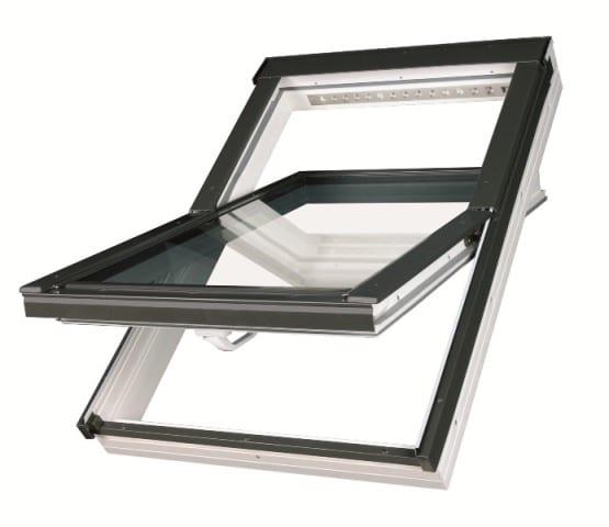 Среднеповоротные пластиковые окна PTP-V U3
