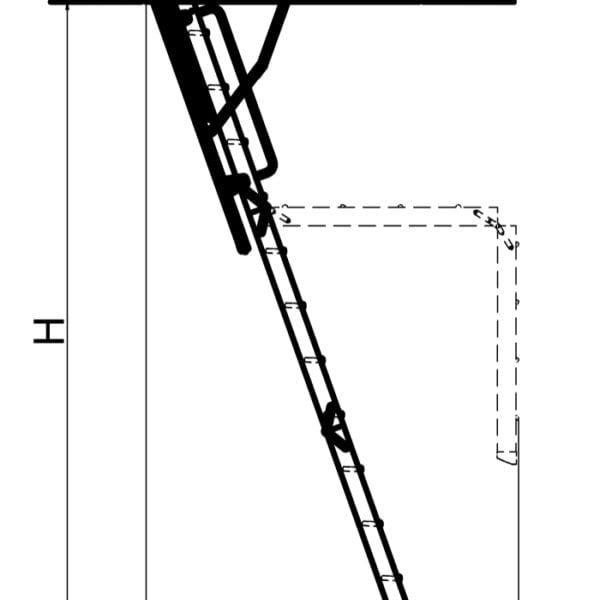 Чердачная лестница Fakro lwk-plus_2