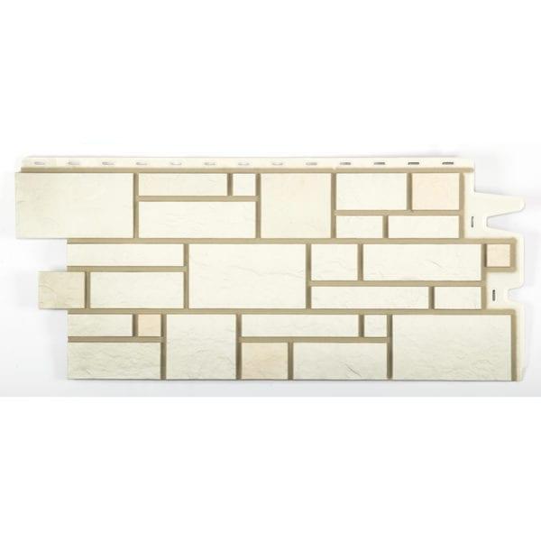 Фасадные панели под камень BURG Цвет-шерсти