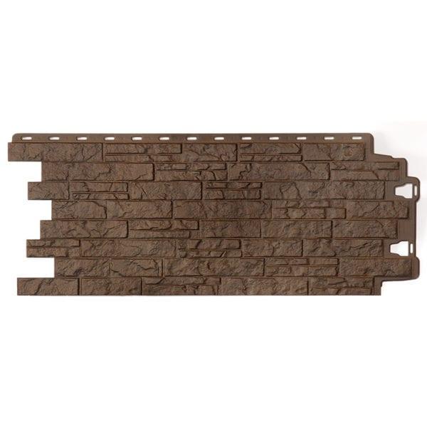 Фасадные панели под камень EDEL Корунд