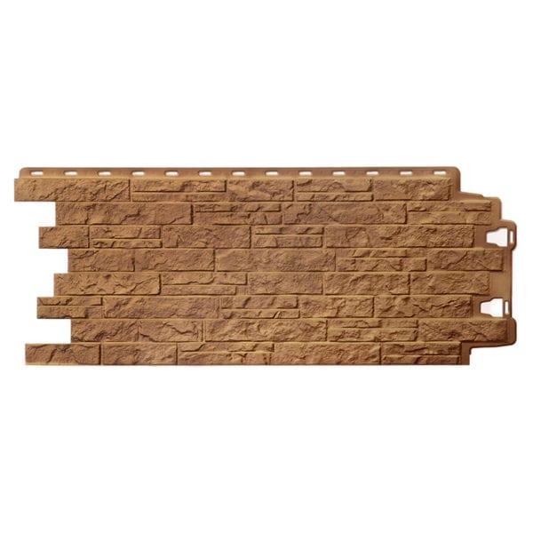 Фасадные панели под камень EDEL Родонит