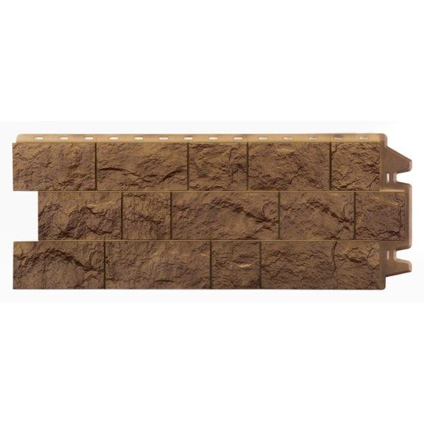 Фасадные панели под камень FELS Ржаной