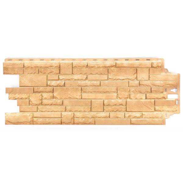 Фасадные панели под камень STEIN Родос
