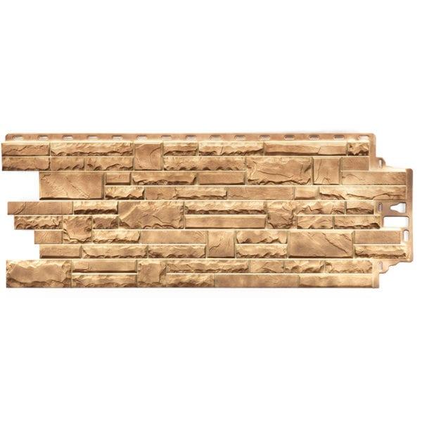 Фасадные панели под камень STEIN Юта