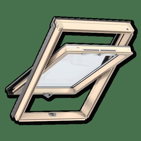 Мансардное окно Velux, ручка снизу
