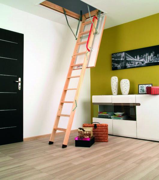 Чердачная лестница Fakro LWK Plus 00 (druk)