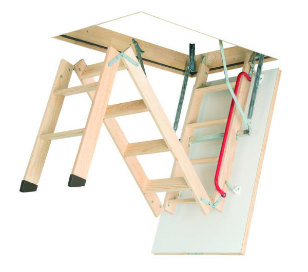 Чердачная лестница Fakro LWK Plus 02 (druk)