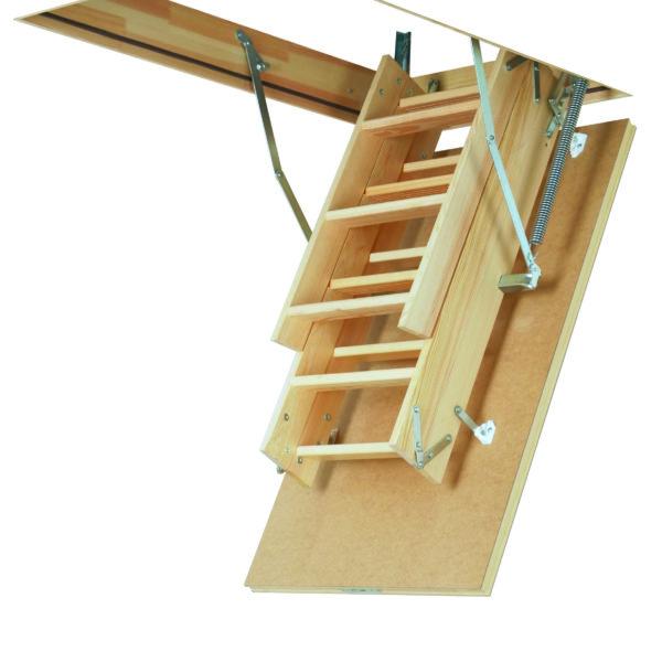 Чердачная лестница LWS Plus 03 (druk)
