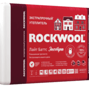 Теплоизоляция Rockwool